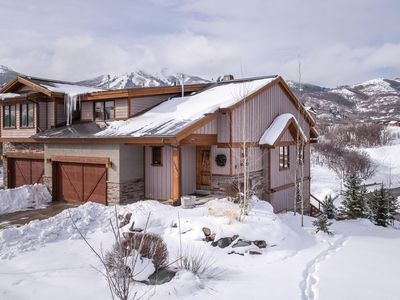 Photo for Park City Family Mountain Home, between Deer Valley & Jordanelle Reservoir