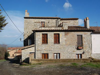 Photo for Typical Tuscan home near the spa