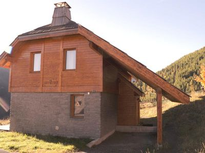 Photo for The Residences of Praloup - Chalet 3 Rooms 4/6 People