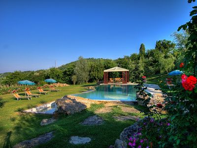Photo for Villa Ardita: A characteristic and welcoming two-story villa surrounded by the greenery, with Free WI-FI.