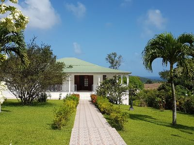 Photo for Villa with sea views and independent studio