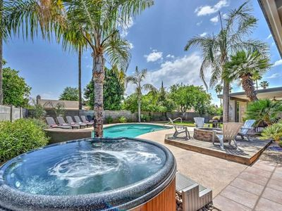 Photo for 8 Bed Home in Scottsdale's Best Neighborhood ❤️ Near Events-Old Town,Best Golf-Dine-Heated Pool-Spa.