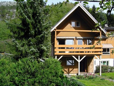 Photo for Vacation home Ferienhaus (FJH306) in Hauglandshella - 5 persons, 3 bedrooms