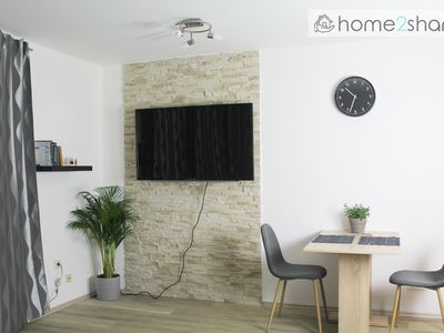 Photo for Modern apartment in the spa town of Bad Rothenfelde