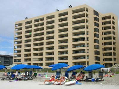 Photo for Sea Pointe 707 vacation condo