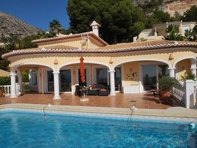 Photo for Holiday home for 4 guests with 160m² in Altea (110395)