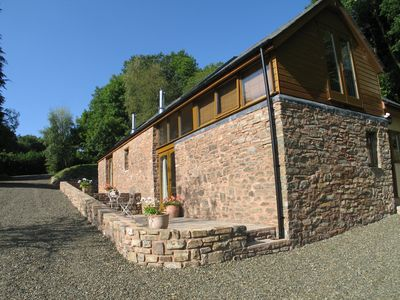 Stone Quarry Cottage at Wonham Oak Cottages - Exmoor and Tiverton Holiday rental
