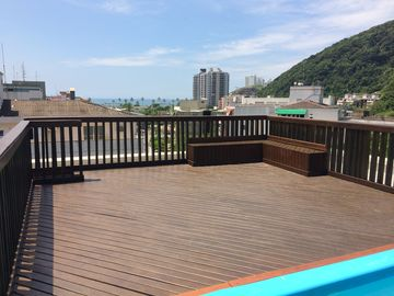 Apartment 3 bedrooms, air conditioning, swimming pool and Wi-Fi