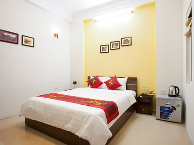 Photo for Hanoi Friendly House - Superior room - Queensize Bed