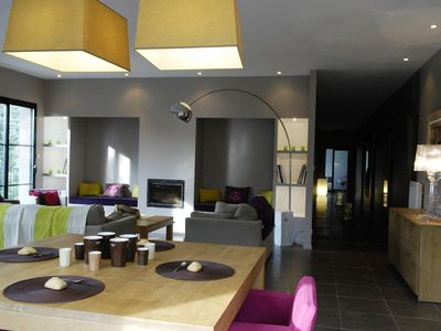 Photo for Loft, classified 5 stars furnished of tourism, design and contemporary