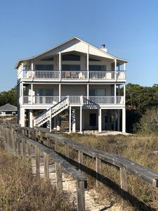 Photo for Beach front, East End, beautiful views! Reserve now!!