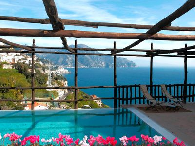 Photo for Villa Lanterna in Amalfi Area