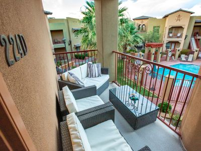 Photo for Cozy Mesilla Condominium