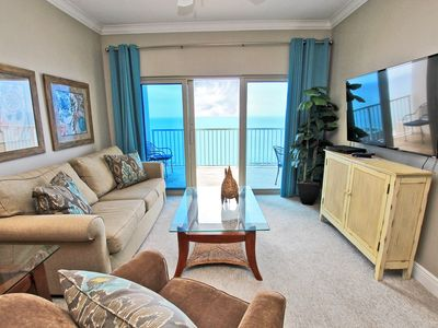 Photo for Crystal Tower 1706- Ready for a Beach Trip? We can Help!