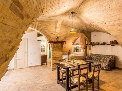 Photo for Holiday apartment Vasto for 4 persons - Historical building