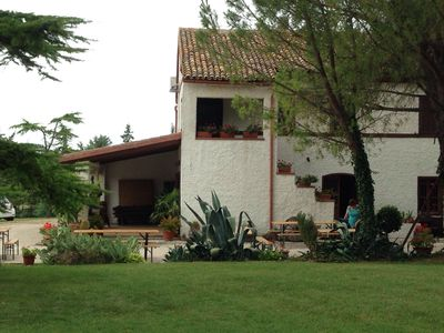 Photo for Beautiful farmhouse all for you !!!