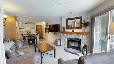 Photo for Prime Ski-in Ski-out Location! Pool, Hot tubs, BBQ, sleeps 6 (234)