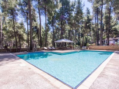 Photo for Villa with a swimming pool, within pine forest