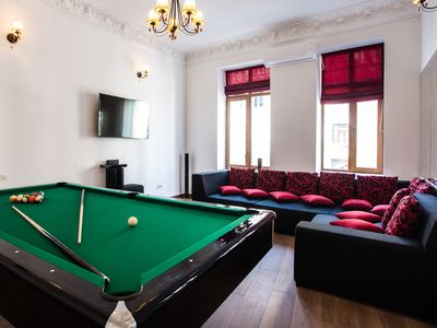 Photo for the perfect accommodation for big groups in the center of bucharest