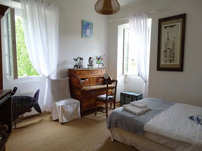 Photo for Bed and Breakfast Altagène, charm and sculptures 2