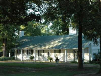Photo for Historic Log Cabin Circa 1800 - Private - Less than 25 miles from Nashville