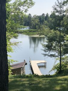 Photo for Island View on Birch Lake with Guest house