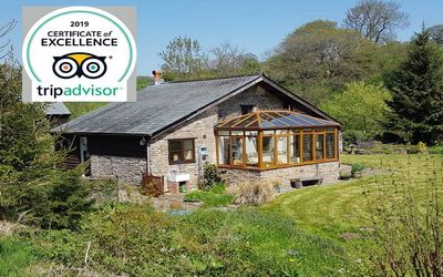 Photo for Perfect Rural Retreat for two near Hay on Wye
