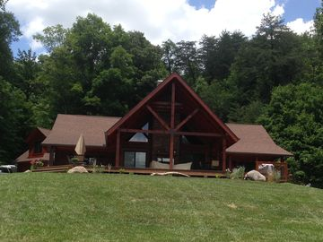 Little Sycamore Creek Cabin - PRIVATE Norris Lakefront Cabin,  views