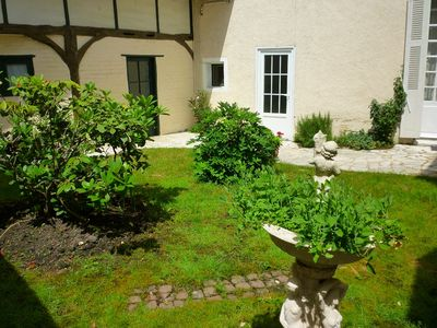 Photo for 1BR Apartment Vacation Rental in Amboise, Centre-Val De Loire