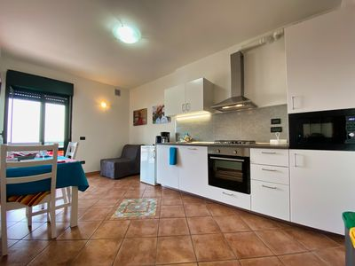 Photo for Holiday apartment Manerba del Garda for 1 - 3 persons - Holiday apartment