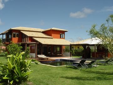 Beach House With 4 Bedrooms Golf Resort Costa Do Sauipe Grande Laguna