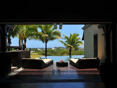 Photo for 7BR Villa Vacation Rental in Bel Ombre, Bel Ombre
