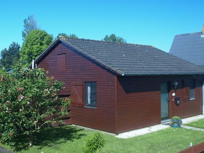 Photo for *** TOP *** renovated wooden house in a quiet location dike, for up to 5 people, Bungalow