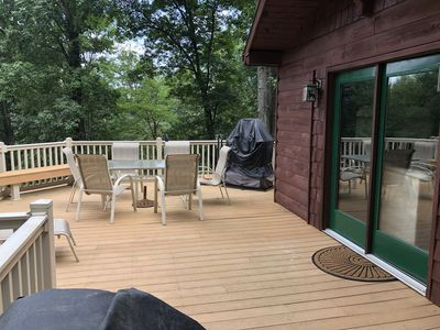 Photo for 4BR House Vacation Rental in James Creek, Pennsylvania