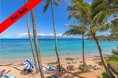This condo is currently For Sale- Condo 201, Napili Bay Resort