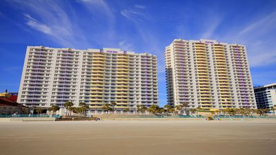 Photo for Ocean Walk Oceanfront Resort -  Beautiful  2 Bedroom Deluxe with Balcony