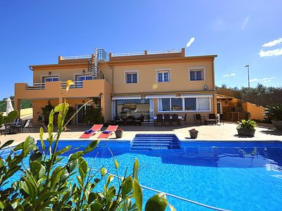 Photo for Summer 2020 -20% Discount- CA NOSTRA- Big house Sea views. Ideal for groups  and large families. | Offer | 20% | 01/06 - 30/09