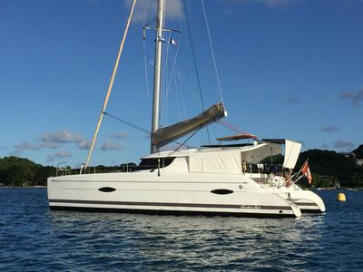 Photo for Charter on a private Catamaran