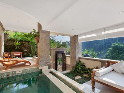 Photo for Viceroy Garden Exclusive Ultra Luxury 1 Bedroom Villa, Ubud