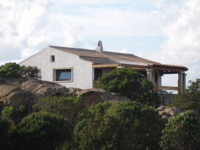 Photo for Villa in Arzachena - Costa Smeralda 3 km from the sea with spectacular views