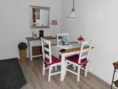 Photo for Renovated 2 room apartment in a quiet location w/pool & sauna