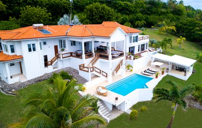 Photo for Stunning Luxury Waterfront Villa In Grenada