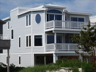 Photo for Beautiful Ocean Views, Large House, Harvey Cedars, Atlantic Ave.