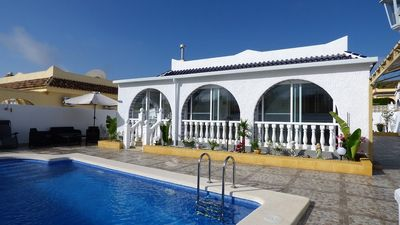 Photo for Newly Renovated Villa with Pool in Camposol