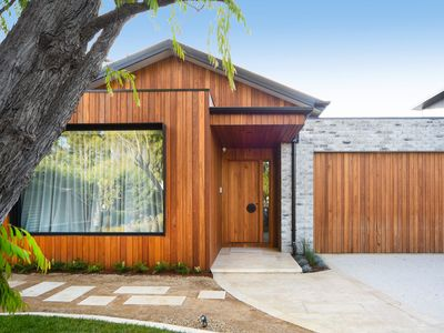 Photo for Syrah - Modern home with heated Pool & Spa