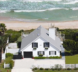Now this is a beach home ...