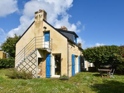 Photo for Holiday home characteristic of the region along a river in culture-rich Brittany