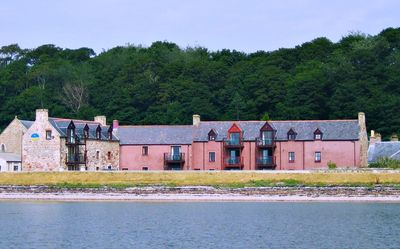 Photo for Dolphin Bay Suites - Superb Seafront Apartment Right on the Beach near Inverness