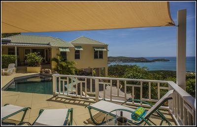 Photo for 3 Br Luxury Villa Located Moments From English & Falmouth Harbours.