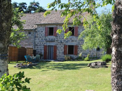 """Photo for GITE """"DE FRANCE"""" IN FULL NATURE, OLD FARMHOUSE, HIKING, RELAXATION IN AUBRAC"""